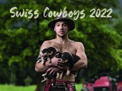 Cover-Bild zu Cal. Swiss Cowboys Ft. 315 x 230 mm 2022