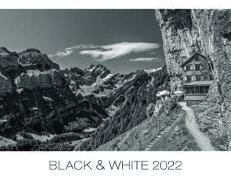 Cover-Bild zu Cal. Black & White 2022 Ft. 40x31