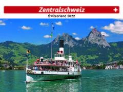 Cover-Bild zu Cal. Zentralschweiz 2022 Ft. 31,5x23