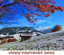 Cover-Bild zu Cal. Swiss Photoart 2022 Ft. 49x44