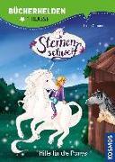 Cover-Bild zu Chapman, Linda: Sternenschweif, Bücherhelden 1. Klasse, Hilfe für die Ponys
