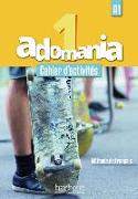 Cover-Bild zu Adomania 1. Arbeitsbuch + Audio-CD + Parcours digital