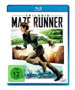 Cover-Bild zu Maze Runner Trilogie 1-3 von Wes Ball (Reg.)