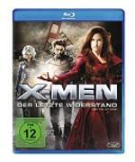 Cover-Bild zu X-Men - Der letzte Widerstand von Brett Ratner (Reg.)