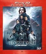 Cover-Bild zu Rogue One - A Star Wars Story - 3D+2D von Edwards, Gareth (Reg.)