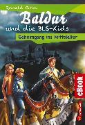Cover-Bild zu Gohl, Ronald: Baldur und die BLS-Kids 3: Geheimgang ins Mittelalter (eBook)