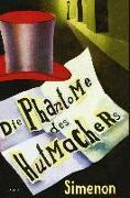 Cover-Bild zu Simenon, Georges: Die Phantome des Hutmachers