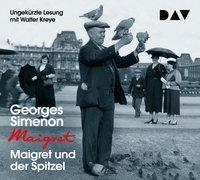 Cover-Bild zu Simenon, Georges: Maigret und der Spitzel