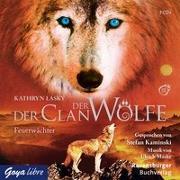 Cover-Bild zu Lasky, Kathryn: Der Clan der Wölfe 03: Feuerwächter