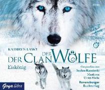 Cover-Bild zu Lasky, Kathryn: Der Clan der Wölfe 04: Eiskönig