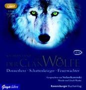 Cover-Bild zu Lasky, Kathryn: Der Clan der Wölfe [1-3]