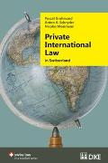 Cover-Bild zu Grolimund, Pascal: Private International Law in Switzerland