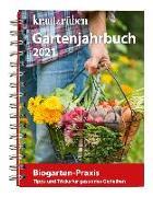 Cover-Bild zu kraut&rüben Gartenjahrbuch 2021 von DLV Deutscher Landwirtschaftsverlag GmbH (Hrsg.)