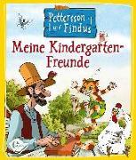 Cover-Bild zu Nordqvist, Sven: Pettersson und Findus Freundebuch