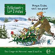 Cover-Bild zu Nordqvist, Sven: Morgen, Findus, wird's was geben! (Das Original-Hörspiel zum Kinofilm) (Audio Download)