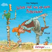 Cover-Bild zu Nordqvist, Sven: Pettersson und Findus. Schau mal, was ich kann, Pettersson! (Audio Download)