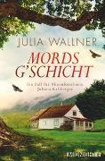 Cover-Bild zu Mordsg'schicht von Wallner, Julia
