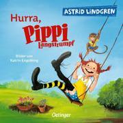 Cover-Bild zu Lindgren, Astrid: Hurra, Pippi Langstrumpf
