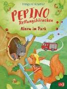 Cover-Bild zu Kramer, Irmgard: Pepino Rettungshörnchen - Alarm im Park (eBook)