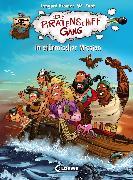 Cover-Bild zu Kramer, Irmgard: Die Piratenschiffgäng 3 - In stürmischer Mission (eBook)