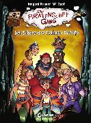 Cover-Bild zu Kramer, Irmgard: Die Piratenschiffgäng 4 - Der Schatz des Tschupa Tschupa (eBook)