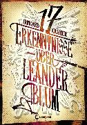 Cover-Bild zu Kramer, Irmgard: 17 Erkenntnisse über Leander Blum (eBook)