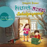 Cover-Bild zu Kramer, Irmgard: Pfeffer, Minze und das Schulgespenst (Ungekürzte Lesung mit Musik) (Audio Download)