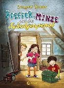 Cover-Bild zu Kramer, Irmgard: Pfeffer, Minze und das Schulgespenst (eBook)