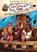 Cover-Bild zu Kramer, Irmgard: Die Piratenschiffgäng 1 - Der fiese Admiral Hammerhäd (eBook)