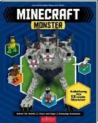 Cover-Bild zu Schau, Josef (Übers.): Minecraft Monster