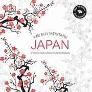 Cover-Bild zu Kreativ meditativ Japan