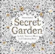 Cover-Bild zu Secret Garden von Basford, Johanna (Illustr.)