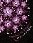Cover-Bild zu Mandala-Malträume: Bezaubernde Blüten von Kruth, Maren (Illustr.)