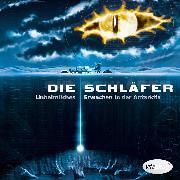 Cover-Bild zu Die Schläfer. Unheimliches Erwachen in der Antarktis (Audio Download) von Gellrich, Torsten