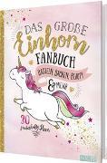 Cover-Bild zu Das große Einhorn-Fanbuch
