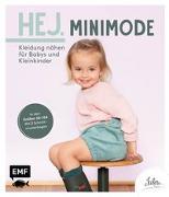 Cover-Bild zu Hej. Minimode - Kleidung nähen für Babys und Kleinkinder von JULESNaht