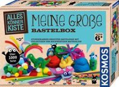Cover-Bild zu Meine große Bastelbox