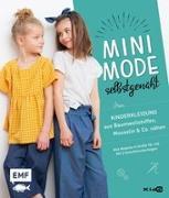 Cover-Bild zu Minimode selbstgenäht - Kinderkleidung aus Baumwollstoffen, Musselin und Co. nähen von Fürer, Anja