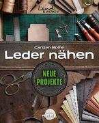 Cover-Bild zu Leder nähen von Bothe, Carsten