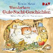 Cover-Bild zu Wunderbare Gute-Nacht-Geschichten (Audio Download) von Moser, Erwin