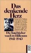 Cover-Bild zu Das denkende Herz von Hillesum, Etty
