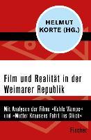 Cover-Bild zu Film und Realität in der Weimarer Republik (eBook) von Korte, Helmut