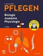 Cover-Bild zu PFLEGEN Biologie Anatomie Physiologie + E-Book von Menche, Nicole