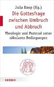 Cover-Bild zu Die Gottesfrage zwischen Umbruch und Abbruch von Knop, Julia (Hrsg.)