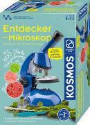 Cover-Bild zu Entdecker-Mikroskop