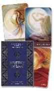 Cover-Bild zu Journey of Love Oracle Cards von Fairchild, Alana