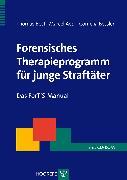 Cover-Bild zu Forensisches Therapieprogramm für junge Straftäter (eBook) von Aebi, Marcel