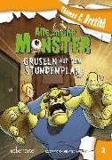 Cover-Bild zu Brezina, Thomas: Alle meine Monster. Gruseln auf dem Stundenplan