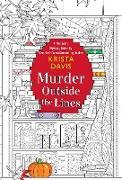 Cover-Bild zu Murder Outside the Lines (eBook) von Davis, Krista