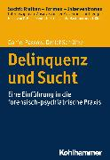 Cover-Bild zu Delinquenz und Sucht (eBook) von Schläfke, Detlef